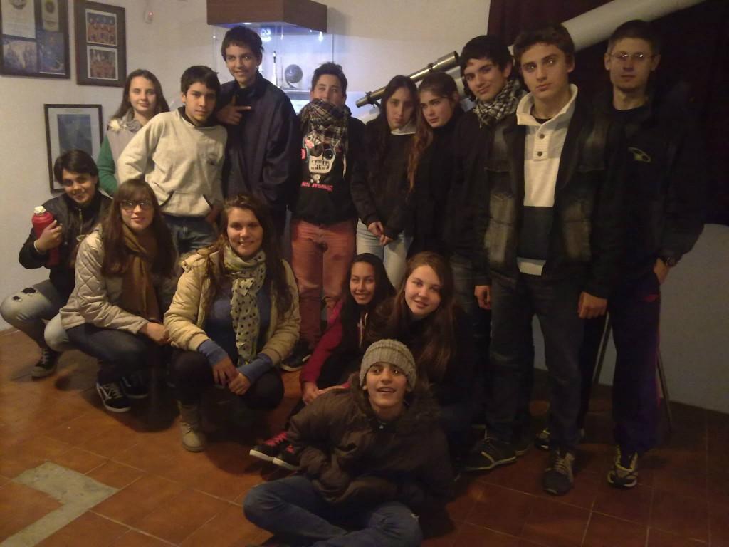 Escuela Alberdi 30-06-2014