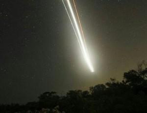 meteorito Iran