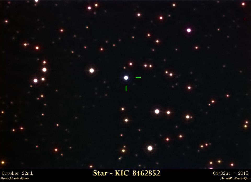 estrella oscilación