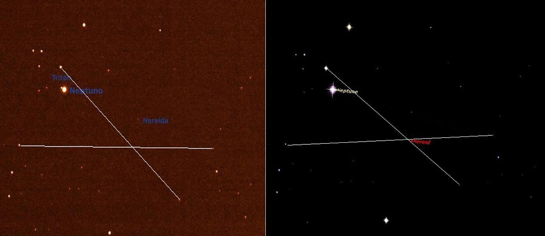 Comparación de campo usando StarryNight