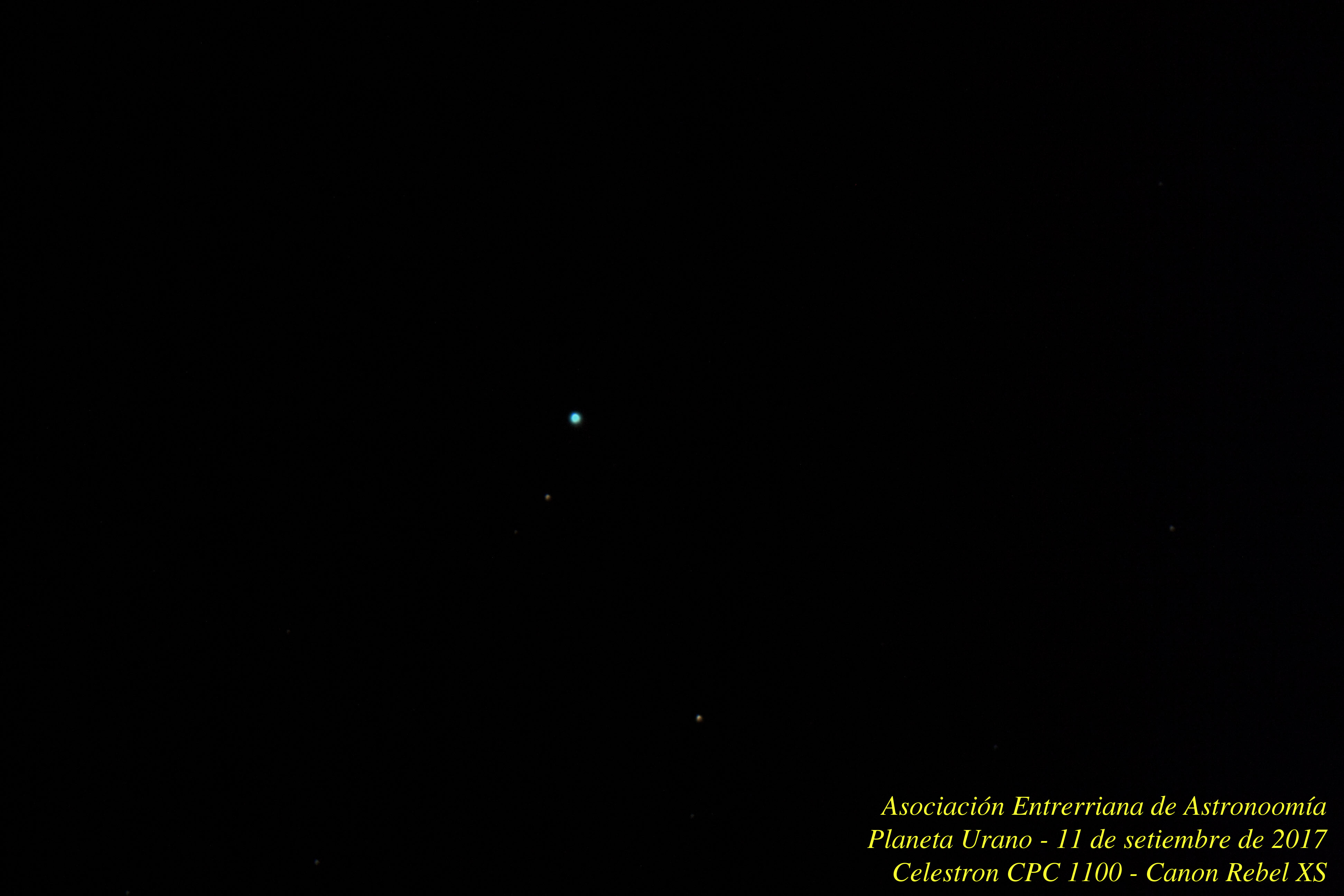 Urano web
